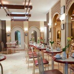 Отель Grand Hôtel De Paris гостиничный бар