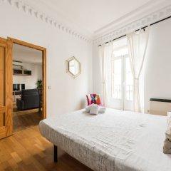 Отель Apartamento en Ópera Испания, Мадрид - отзывы, цены и фото номеров - забронировать отель Apartamento en Ópera онлайн комната для гостей фото 3