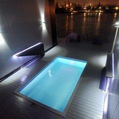 Отель B&B Beo-River гостиничный бар