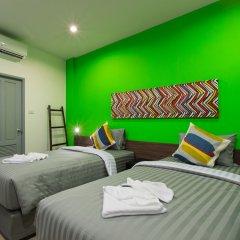 Отель Krabi Inn & Omm Hotel Таиланд, Краби - отзывы, цены и фото номеров - забронировать отель Krabi Inn & Omm Hotel онлайн сауна