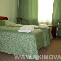 Гостиница Мещера комната для гостей фото 4