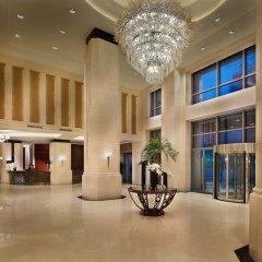 DoubleTree by Hilton Hotel Shanghai - Pudong интерьер отеля фото 2