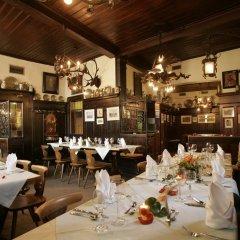 Отель Steichele Hotel & Weinrestaurant Германия, Нюрнберг - отзывы, цены и фото номеров - забронировать отель Steichele Hotel & Weinrestaurant онлайн питание