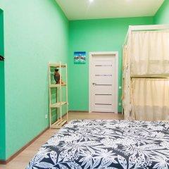 Nice Hostel Kazan комната для гостей фото 5
