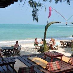 Отель Samui Honey Cottages Beach Resort пляж