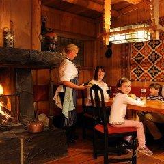 Отель Hunderfossen Hotell & Resort Hafjell Норвегия, Фаберг - отзывы, цены и фото номеров - забронировать отель Hunderfossen Hotell & Resort Hafjell онлайн интерьер отеля фото 2