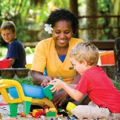 Отель Outrigger Fiji Beach Resort Фиджи, Сигатока - отзывы, цены и фото номеров - забронировать отель Outrigger Fiji Beach Resort онлайн детские мероприятия