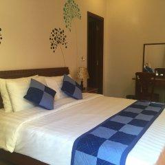 Отель Tra Que Riverside Homestay Вьетнам, Хойан - отзывы, цены и фото номеров - забронировать отель Tra Que Riverside Homestay онлайн комната для гостей фото 2