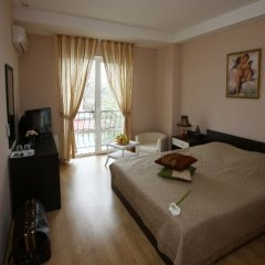 Гостиница Marco Polo Anapa комната для гостей фото 3