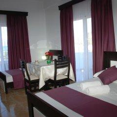 Отель Villa Blue Албания, Ксамил - отзывы, цены и фото номеров - забронировать отель Villa Blue онлайн комната для гостей фото 4