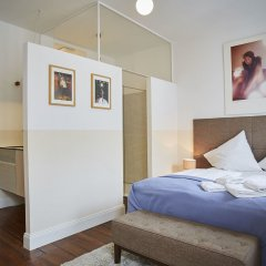 Отель Marsil Германия, Кёльн - отзывы, цены и фото номеров - забронировать отель Marsil онлайн комната для гостей фото 3