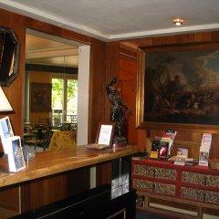 Hotel de Prony интерьер отеля