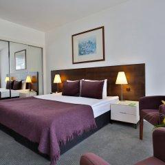 Adina Apartment Hotel Budapest комната для гостей