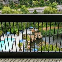 Отель Hilton Bellevue балкон