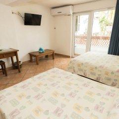 Отель ROSITA Пуэрто-Вальярта удобства в номере