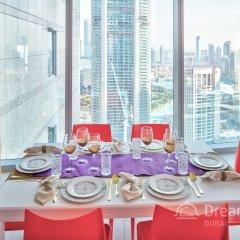 Отель Dream Inn 48 Burj Gate Burj Khalifa View питание фото 2
