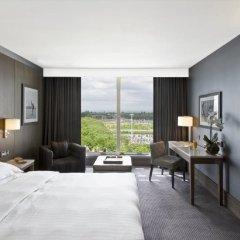 Отель Radisson Blu Hotel Manchester, Airport Великобритания, Манчестер - отзывы, цены и фото номеров - забронировать отель Radisson Blu Hotel Manchester, Airport онлайн комната для гостей фото 3