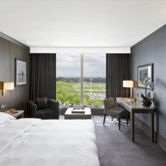 Отель Radisson Blu Manchester Airport Манчестер комната для гостей фото 3