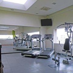 Отель NOVIT Мехико фитнесс-зал