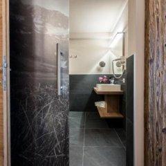 Hotel Pension Sonnegg Горнолыжный курорт Ортлер ванная