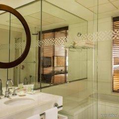 Отель Four Points by Sheraton Bur Dubai ОАЭ, Дубай - 1 отзыв об отеле, цены и фото номеров - забронировать отель Four Points by Sheraton Bur Dubai онлайн ванная фото 2