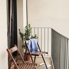 Отель AinB Eixample-Entenza Apartments Испания, Барселона - 4 отзыва об отеле, цены и фото номеров - забронировать отель AinB Eixample-Entenza Apartments онлайн балкон