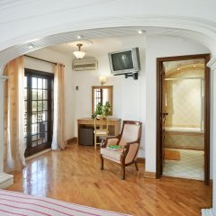 Отель Cheerfulway Bertolina Mansion балкон