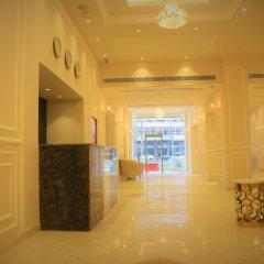 Отель Merryland Иордания, Амман - отзывы, цены и фото номеров - забронировать отель Merryland онлайн интерьер отеля фото 2