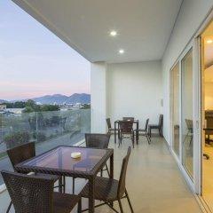 Апартаменты Dendro Gold Apartment Нячанг балкон