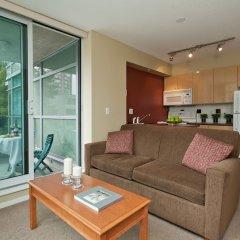 Отель Lord Stanley Suites On The Park Канада, Ванкувер - отзывы, цены и фото номеров - забронировать отель Lord Stanley Suites On The Park онлайн комната для гостей фото 4