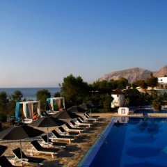Отель Mediterranean Beach Palace Hotel Греция, Остров Санторини - отзывы, цены и фото номеров - забронировать отель Mediterranean Beach Palace Hotel онлайн