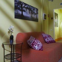 Hostel Rusland Samara комната для гостей фото 4