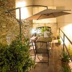 Отель Log Inn Boutique Тбилиси балкон