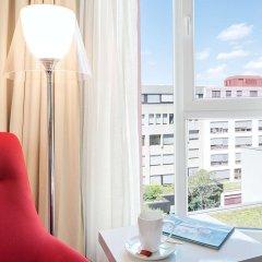 Отель NH Collection Nürnberg City комната для гостей фото 5