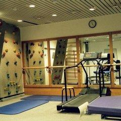 Отель Hilton Nuremberg фитнесс-зал фото 4