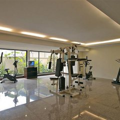 Royal Panerai Hotel фитнесс-зал