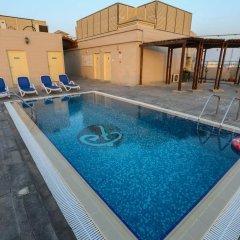 Отель Ramee Royal Hotel ОАЭ, Дубай - отзывы, цены и фото номеров - забронировать отель Ramee Royal Hotel онлайн бассейн фото 3