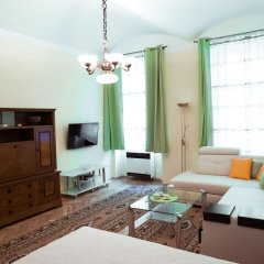 Апартаменты Vertigo Apartment комната для гостей