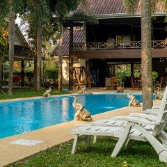 Отель Iyara B.R Resort Koh Chang бассейн фото 3