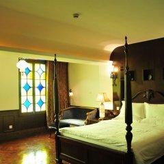 Chillon Castle Hotel комната для гостей фото 2