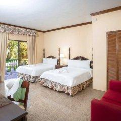 Отель Rooms on the Beach Negril комната для гостей фото 2