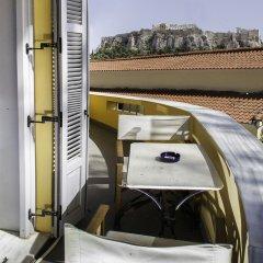 Отель Suitas Греция, Афины - отзывы, цены и фото номеров - забронировать отель Suitas онлайн балкон