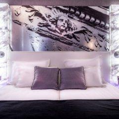 Отель Marais Grands Boulevards Париж комната для гостей фото 2