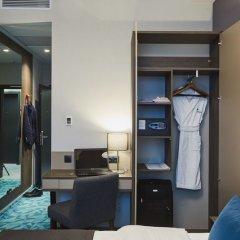 Гостиница Миротель Новосибирск 4* Стандартный номер с разными типами кроватей фото 5