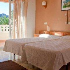 Отель Fonda Las Palmeras комната для гостей фото 4