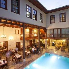 Mediterra Art Hotel Турция, Анталья - 4 отзыва об отеле, цены и фото номеров - забронировать отель Mediterra Art Hotel онлайн бассейн