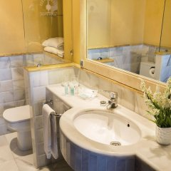 Отель Hipotels Eurotel Punta Rotja & Spa ванная