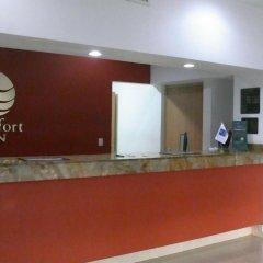 Отель Comfort Inn Puerto Vallarta Пуэрто-Вальярта интерьер отеля фото 2