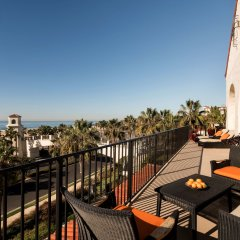 Отель Hyatt Regency Huntington Beach балкон