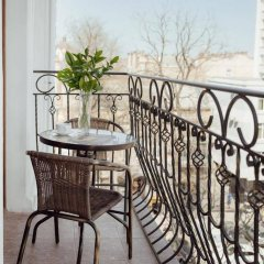Бутик Отель Калифорния балкон